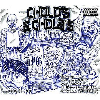 Importación de Cholo y la Chola - de Cholo y Chola [CD] Estados Unidos