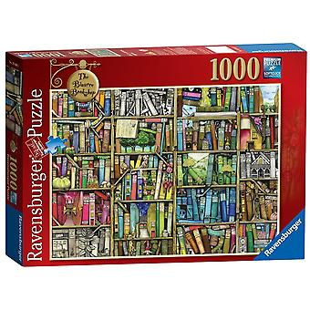 Ravensburger Colin Thompson The Bizarre Bookshop 1000 Jigsaw
