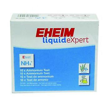 Eheim Ammonia Test 10 Tests (Fish , Maintenance , pH & Other Substance Test Strips)