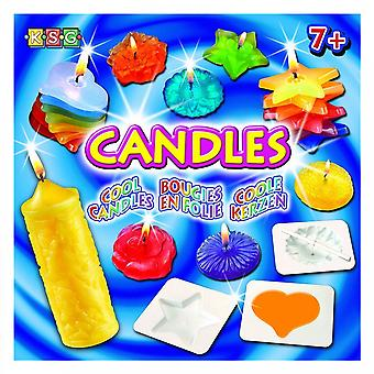 KSG Cool stearinlys - Candle Making Kit