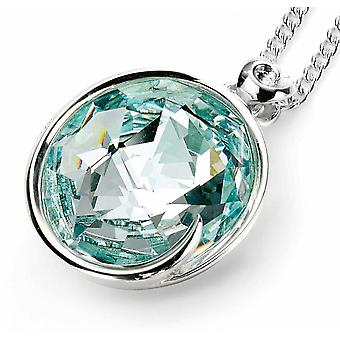 Collar de cristal Swarovski plata 925