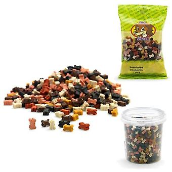 Frigera Mini Bones Mix canister (Dogs , Treats , Chewy and Softer Treats)