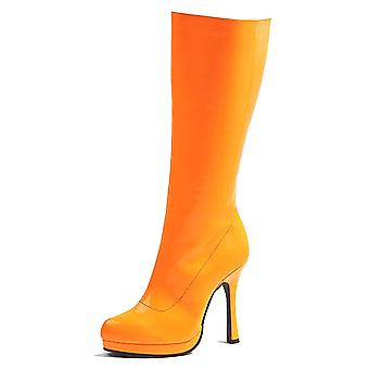 Ellie Shoes E-421-Zenith 4 Knee High Boot Neon