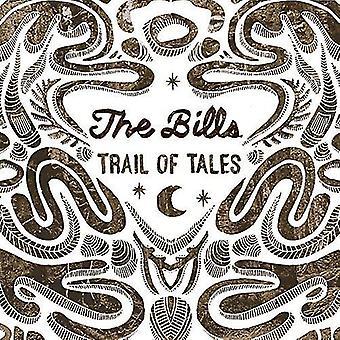 Regninger - Trail of Tales [CD] USA importerer