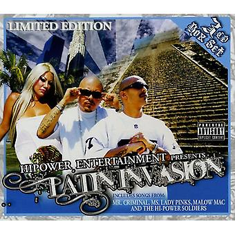 Hip-Hop eksplosion - Latin Invasion [CD] USA import