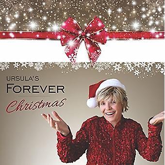 Ursula - Forever Christmas [CD] USA importerer