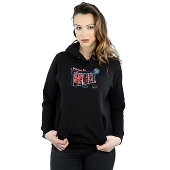 Supernatural Women's Welcome To Hell Hoodie