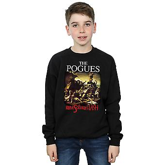 The Pogues Boys Rum Sodomy And The Lash Sweatshirt