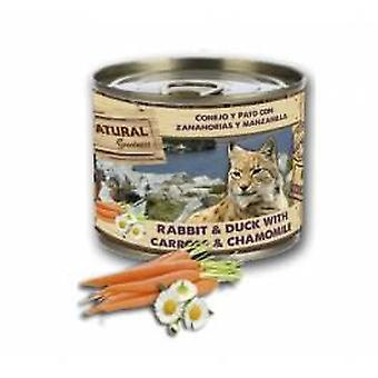Natural Greatness Rabbit and duck with carrot and chamomile (Cats , Cat Food , Wet Food)