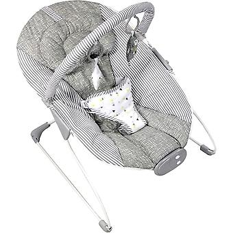 Red Kite Cozy Bounce Baby Bouncer Linen Baby Chair 0m+