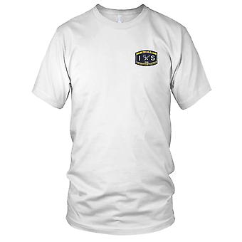 US Navy IS Administration And Technical Specialty Rating Intelligence Specialists Embroidered Patch - Ladies T Shirt
