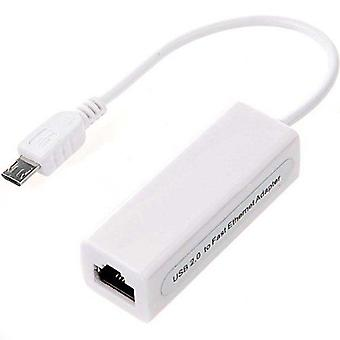 Ethernet adapter to Micro USB