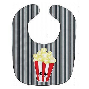 Carolines Treasures  BB7053BIB Popcorn Face Baby Bib