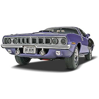 Plastic Model Kit '71 Plymouth Hemi 'Cuda Hardtop 1:25 85 2943