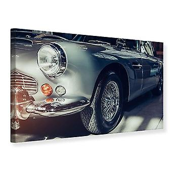 Canvas Print Classic Car