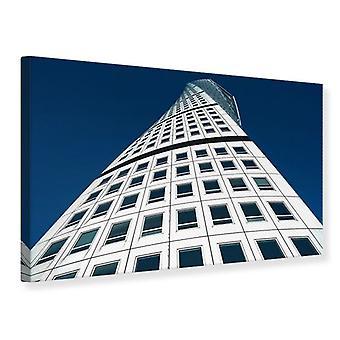 Canvas Print Masterpiece Skyscraper