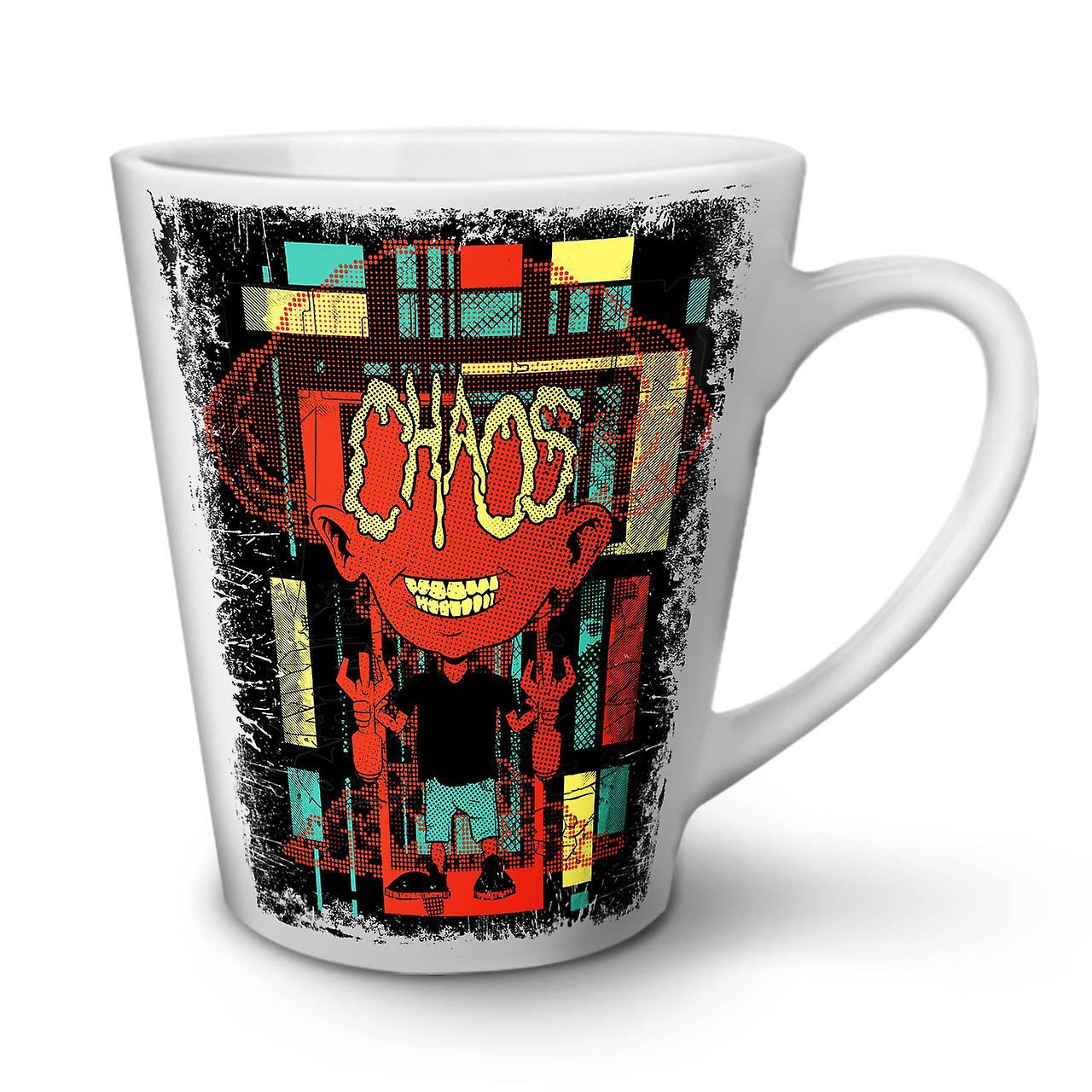 Nouvelle En Chaos Mort OzWellcoda Tasse Zombie Blanche Café Céramique Latte Fashion 12 k8OPw0NnX