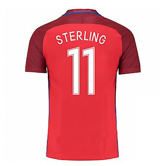 2016-17 Angleterre maillot (Sterling 11) - Kids
