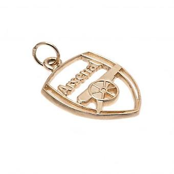 Arsenal 9ct Gold Pendant