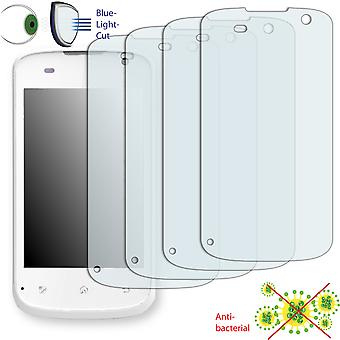 Mobistel Cygnus E1 display protector - Disagu ClearScreen protector