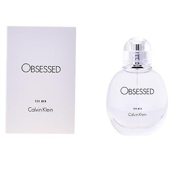 Calvin Klein Obsessed Men Eau De Toilette Vapo 30ml New Perfume Fragrance Spray