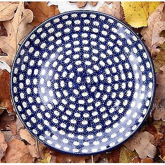 Dessert plate / cake plate, ø 20 cm, tradition 4 - Cerámica de polonia - BSN 1207