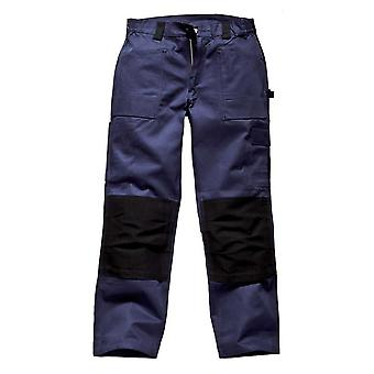 DICKIES Mens GDT290 vêtements de travail pantalons marine noir WD4930N