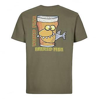 Weird Fish Beered Fish Artist T Shirt