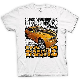 Womens T-shirt - Transformers - Ride You Home