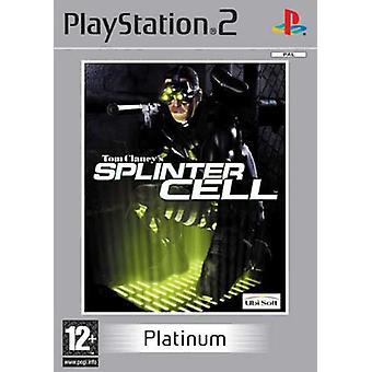 Tom Clancys Splinter Cell Platinum - Factory Sealed