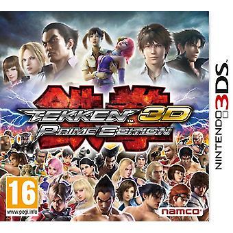 Tekken 3D - Prime Edition (Nintendo 3DS)