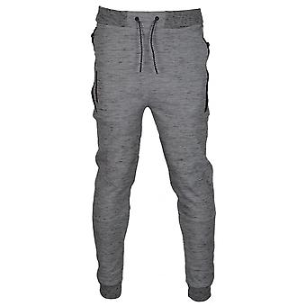 Born Rich Smalling Redknapp Hooded Zip Up Grey Tracksuit
