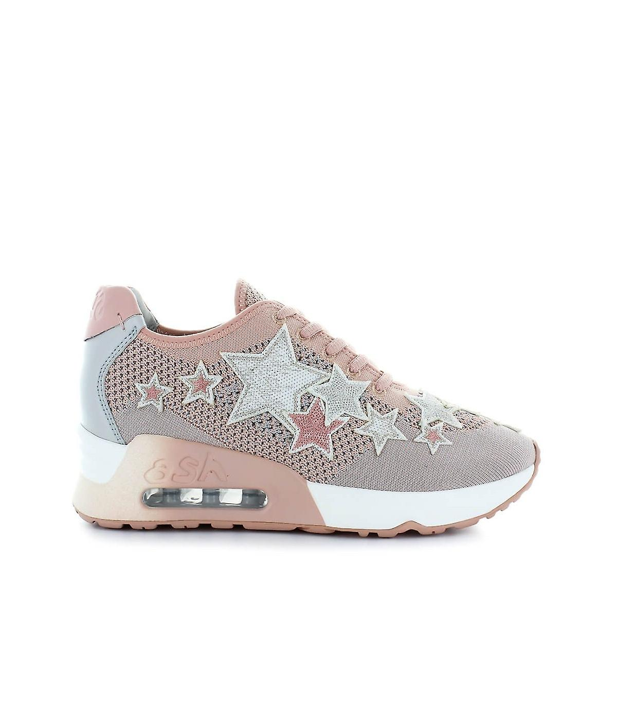 ASH LUCKY STAR NUDE PINK SNEAKER