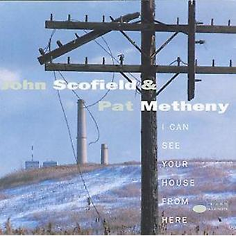 I Can See Your House From Here by Pat Metheny