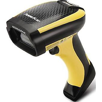 Datalogic PowerScan PD9530 USB-Kit Barcode scanner Corded 1D, 2D Imager Yellow, Black Hand-held USB