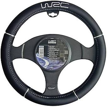 Steering wheel cover Black 36 - 38 cm Unitec
