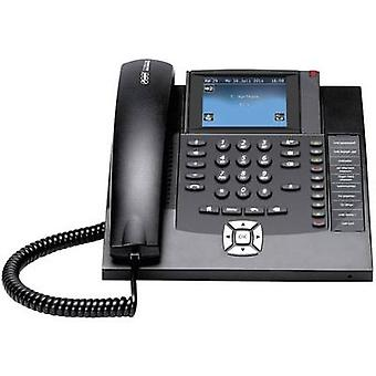 PBX ISDN Auerswald COMfortel 1400 Hands-free Touch colour display Black