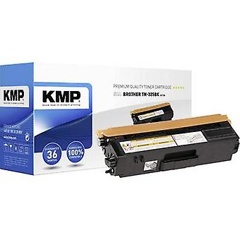 KMP Toner cartridge replaced Brother TN-325BK, TN325BK Compatible Black 4000 pages B-T38