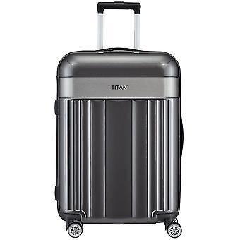 Titanium Spotlight Flash 4 hjul 4-hjulet kuffert trolley M 67cm 831405