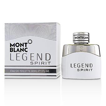 Montblanc Legend Spirit Eau De Toilette Spray 30ml/1oz