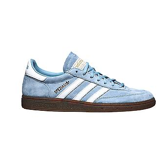 adidas originals handball special leather sneaker light blue