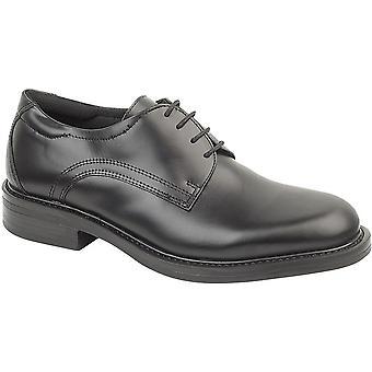 Magnum Mens Magnum Active Duty Leather SB Work Safety Shoe Black