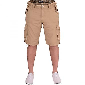 52_dnm Mens High Quality Combat Shorts Cargo Combat Multi Pocket Cotton Knee Length Short