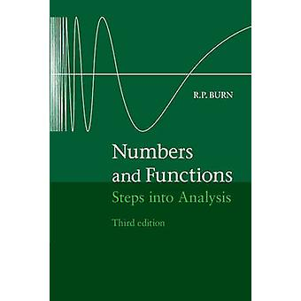 Numbers and Functions by R. P. Burn