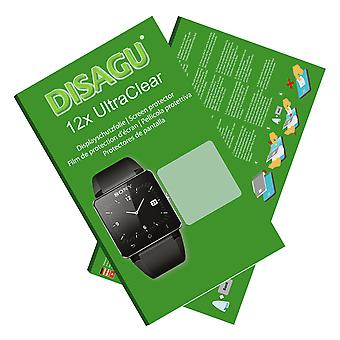 Sony SmartWatch 2 screen protector - Disagu Ultraklar protector