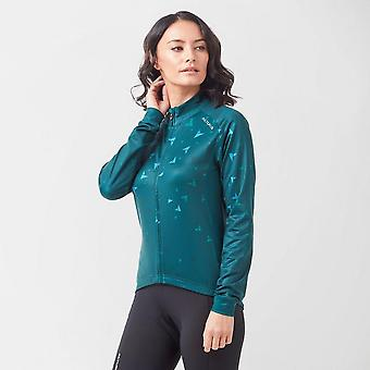 Altura Women's Thermal Flock Long Sleeve Cycling Jersey
