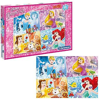 Clementoni Princess Maxi Puzzel 30 Stukjes