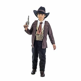 Garçons de Luke Cowboy costume costume enfant héros de Western