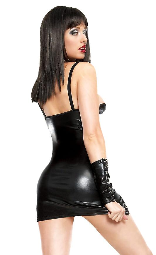 Waooh 69 - Dress Style Leather And Sm Mathilda