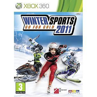 Vintersport 2011 (Xbox 360)